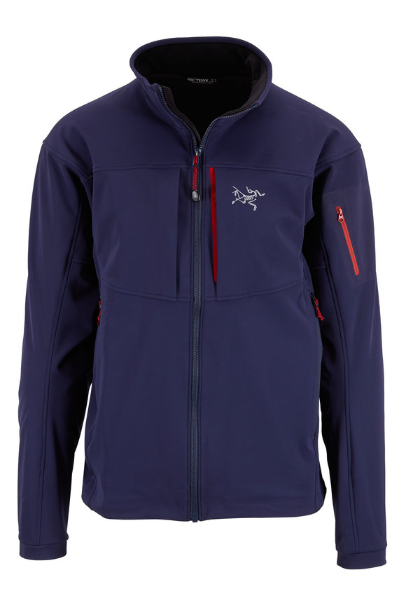 Arc'teryx Gamma MX Admiral Blue Jacket
