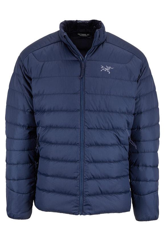 Arc'teryx Thorium AR Nightwalk Blue Jacket