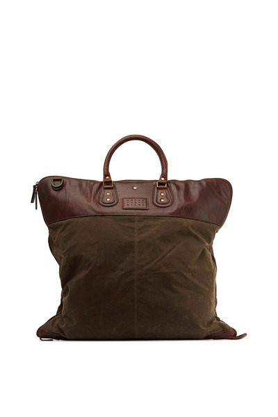 Moore & Giles - Gravely Waxwear Rangertan Garment Bag