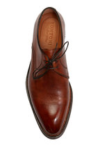 Bontoni - Carnera Whiskey Grained Leather Derby Shoe