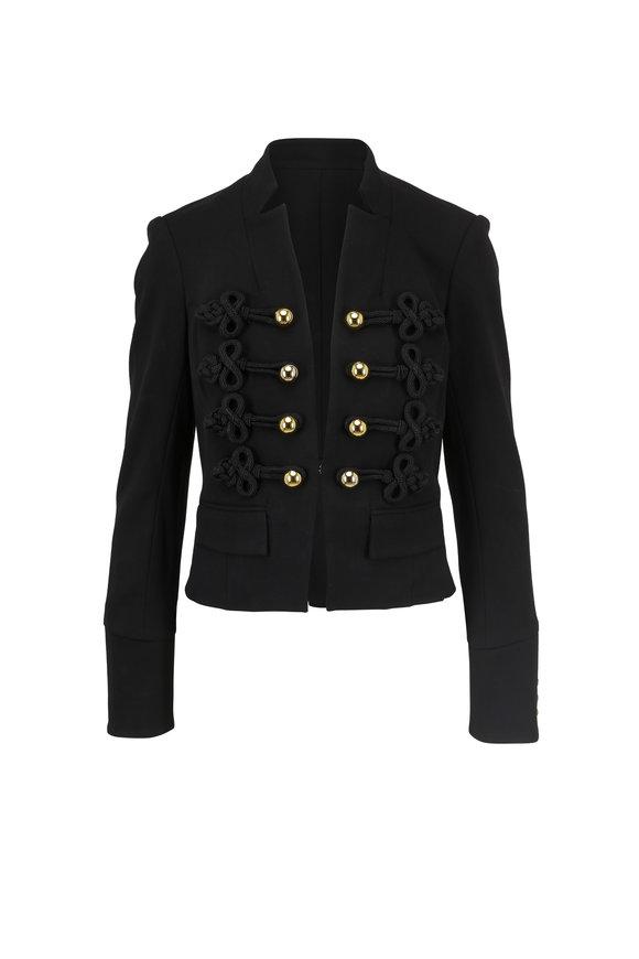 Veronica Beard June Black Band Jacket