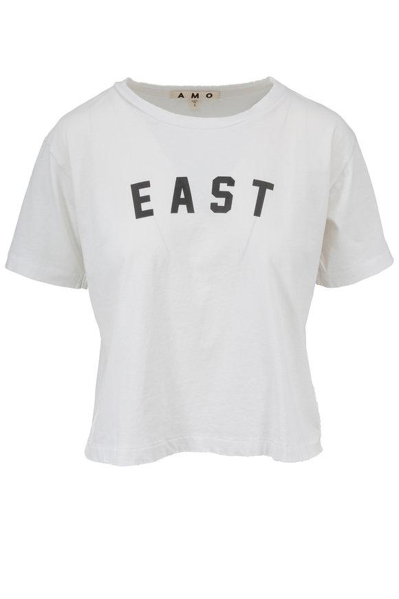 Amo Vintage White East T-Shirt