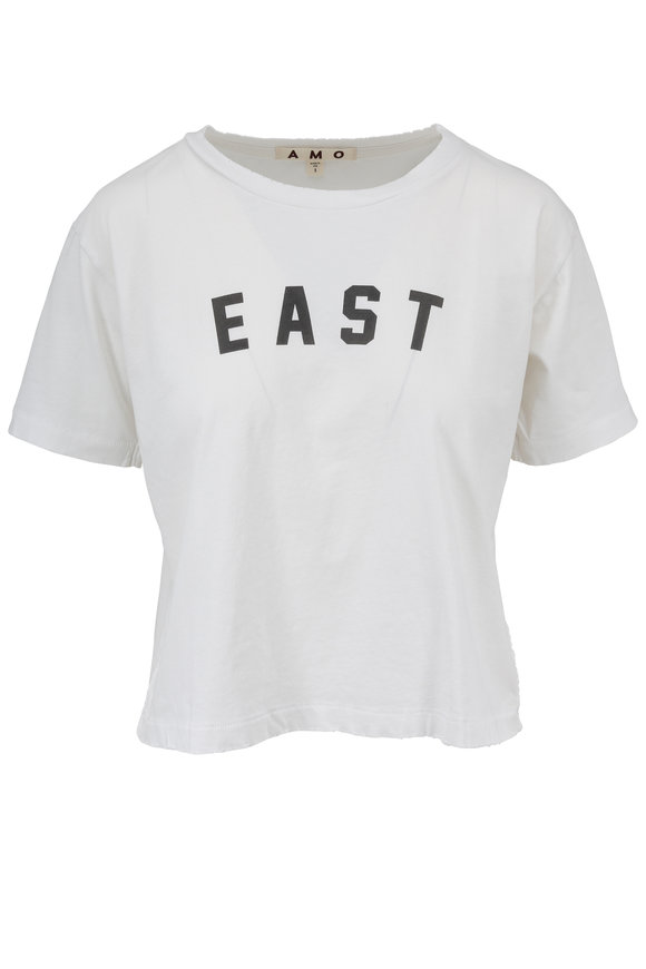 Amo Vintage White East T-Shirt