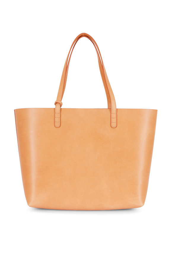 Mansur Gavriel Cameo Leather Large Tote