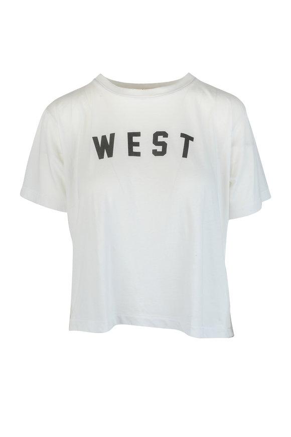 Amo Vintage White West T-Shirt