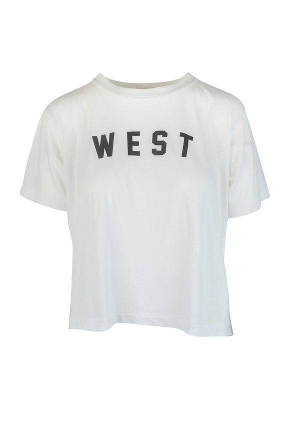 Amo Vintage White West T-Shirt