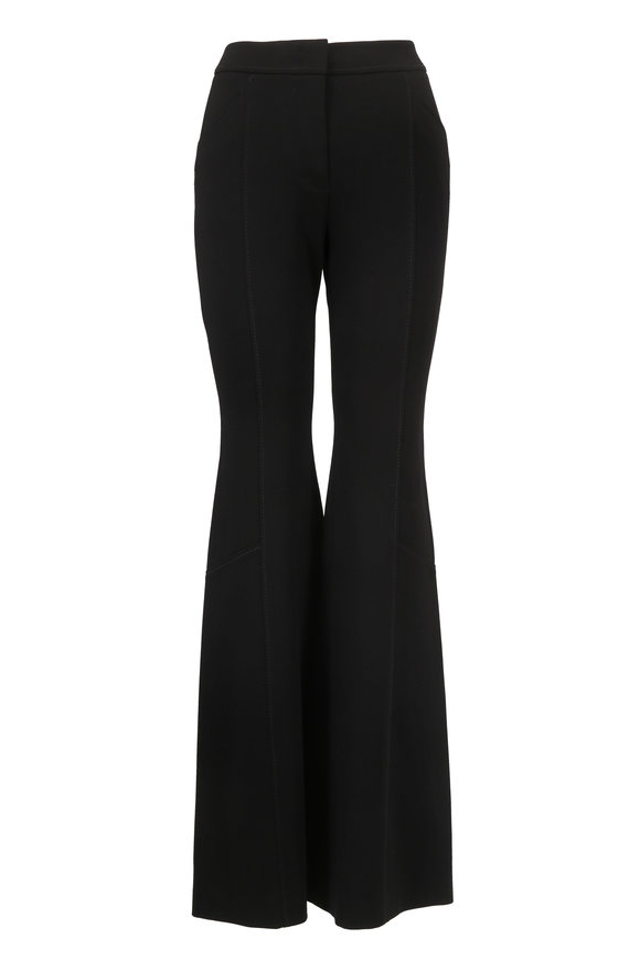 Dorothee Schumacher Black Effortless Sharp Pant
