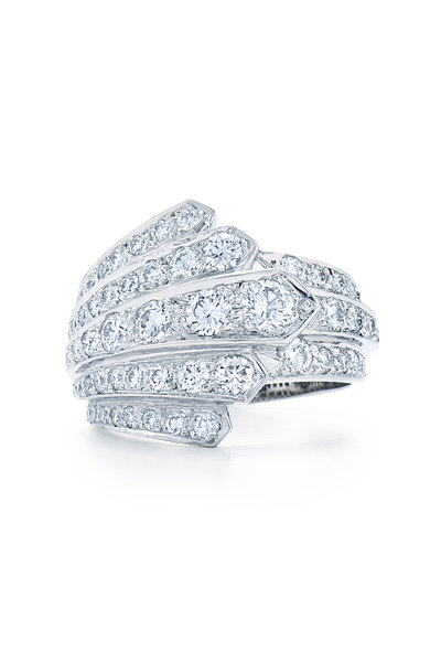 Kwiat - Cascade Collection Diamond Fancy Ring