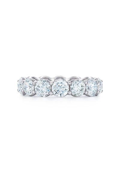 Kwiat - Wedding Collection Platinum Brilliant Diamond Ring
