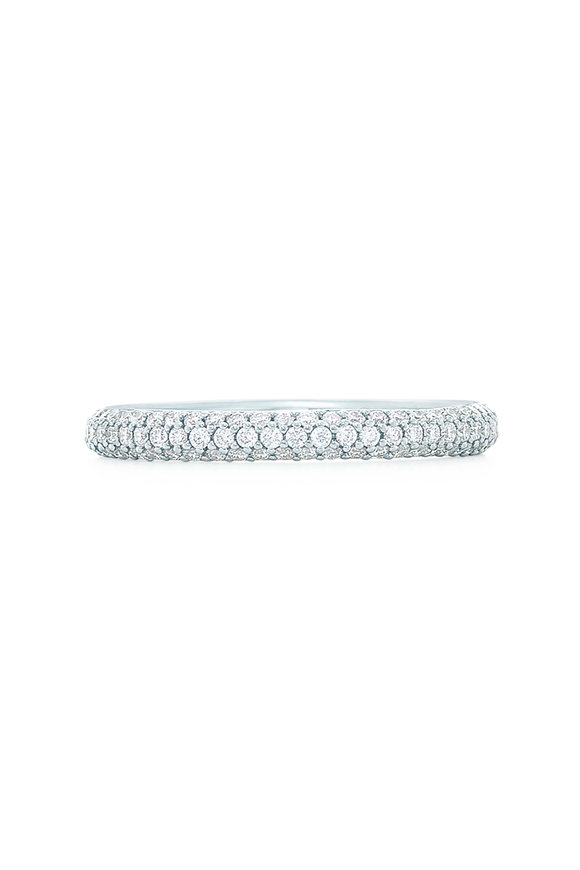 Kwiat Moonlight Collection White Gold & Diamond Ring