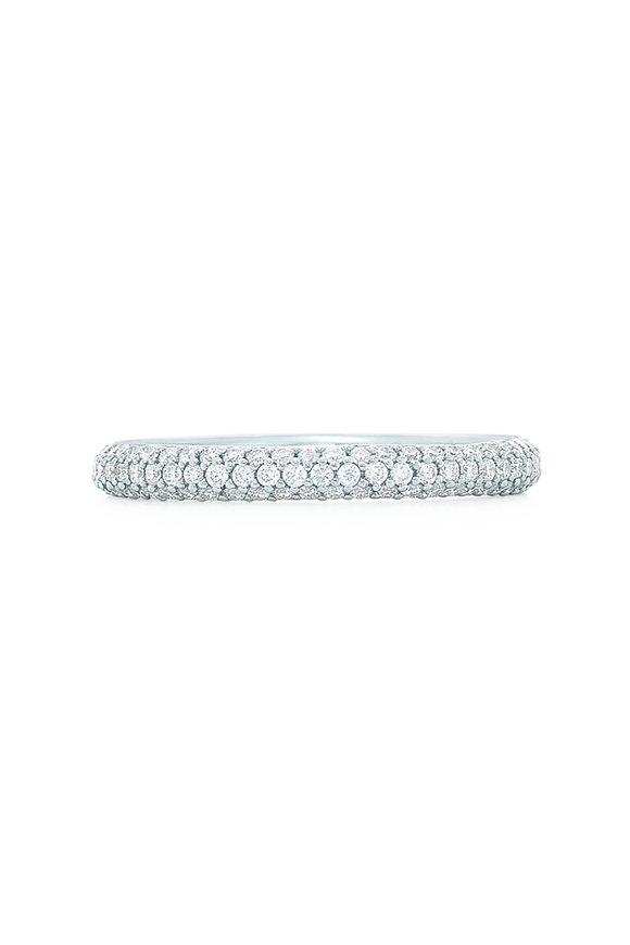 Kwiat Moonlight White Gold Diamond Ring