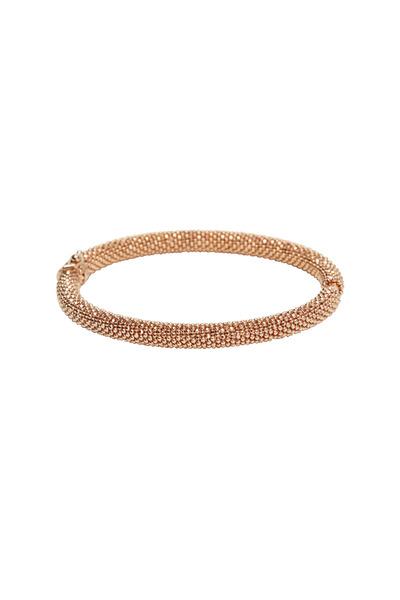Kathleen Dughi - Rose Gold Cassini Bracelet