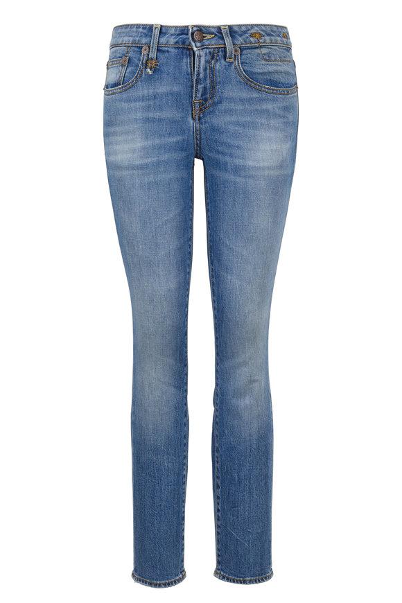 R13 Alison Skinny Five Pocket Jean