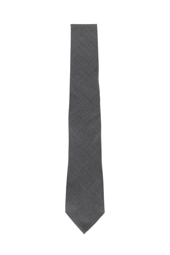 VKNagrani Mid Gray Necktie