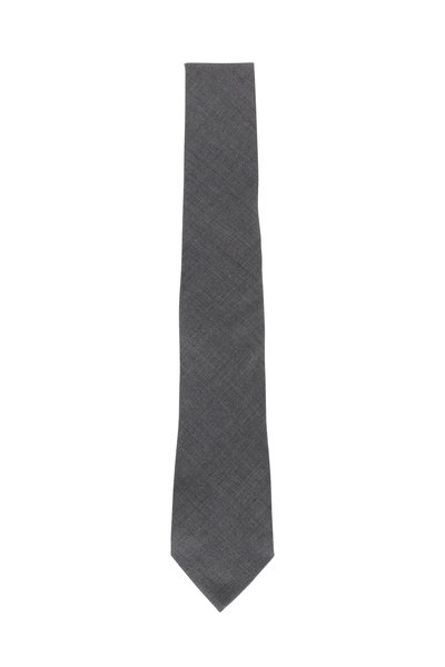 VKNagrani - Mid Gray Necktie