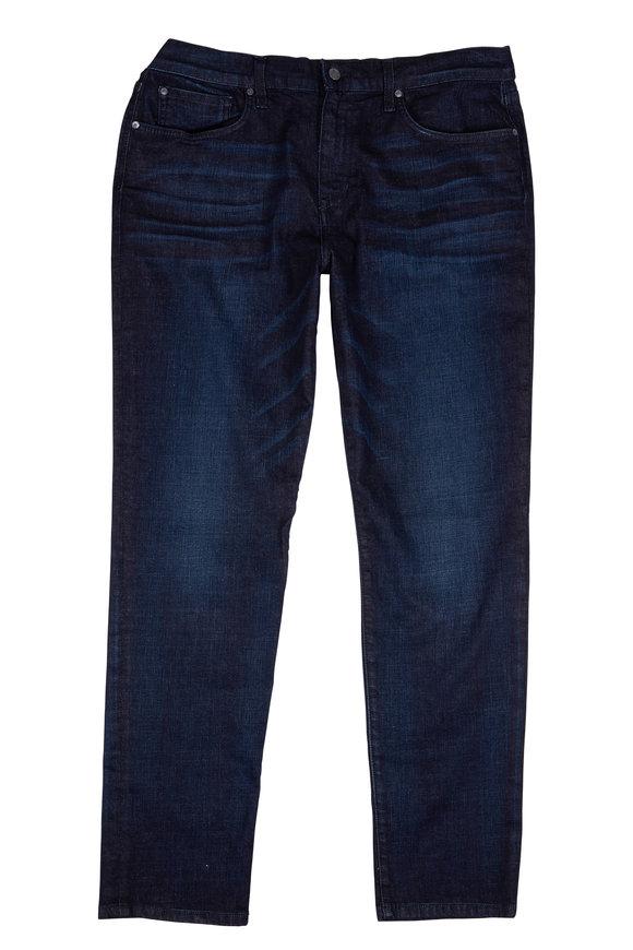 Joe's Jeans Larsen Blue Folsom Athletic Fit Jean