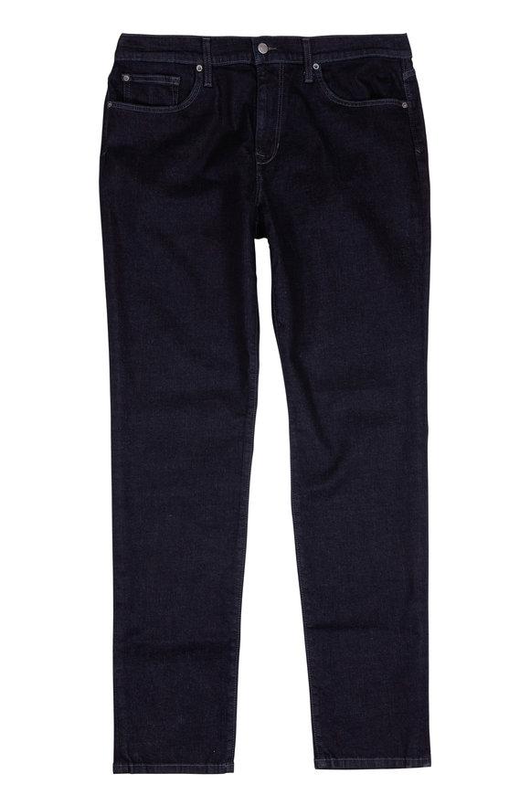 Joe's Jeans Dark Blue Folsom Athletic Stretch Fit Jean