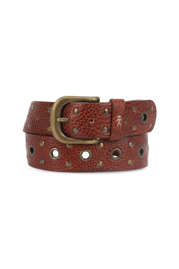 Henry Beguelin Natural Cuoio Nirvana Belt