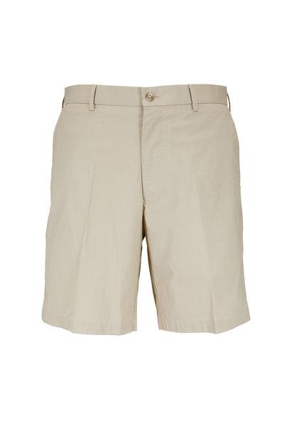 Peter Millar - Khaki Crown Comfort Shorts