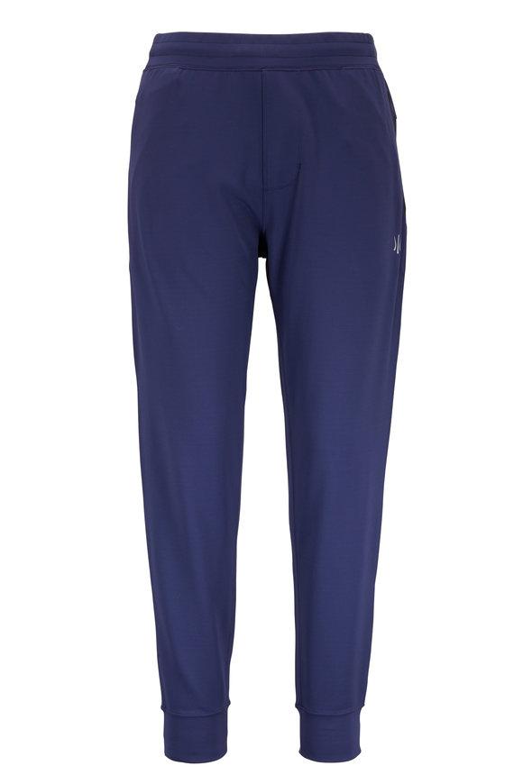 Rhone Apparel Spar Navy Blue Performance Jogger Pant