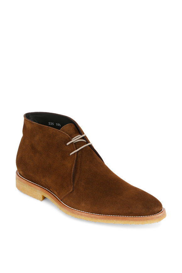 To Boot New York Banker Sand Suede Chukka Boot