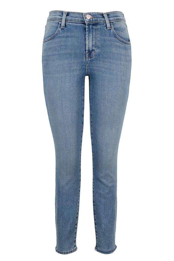 J Brand Alana High Rise Crop Jean