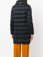 Herno - Cocoon Black Long Puffer Coat