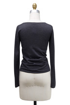 Brunello Cucinelli - Volcano Cashmere & Silk Sweater
