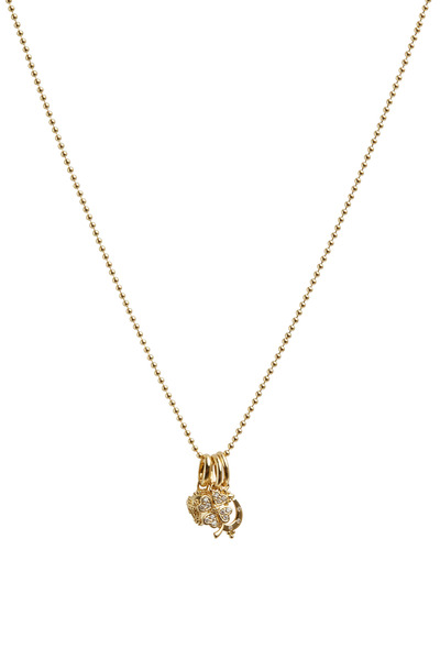 Temple St. Clair - Yellow Gold Lucky Charm Gift Set