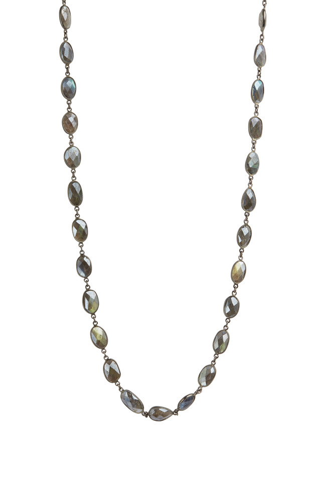 Mystic Labradorite Necklace