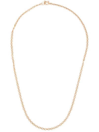 Irene Neuwirth - 18K Rose Gold Oval Link Chain Necklace
