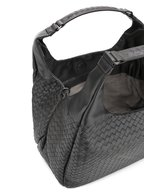 Bottega Veneta - Campana Espresso Intrecciato Large Hobo Bag