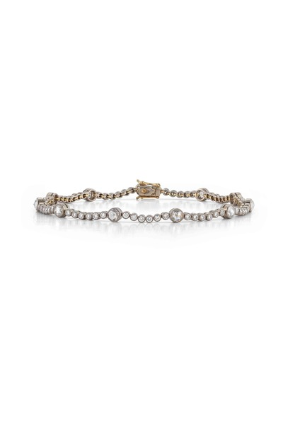 Kwiat - 18K White Gold Diamond Bracelet