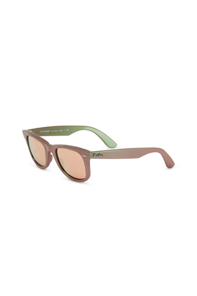 Ray Ban - Cosmos Venus Wayfarer Green Sunglasses