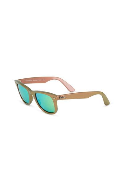Ray Ban - Cosmos Jupiter Wayfarer Pink Sunglasses