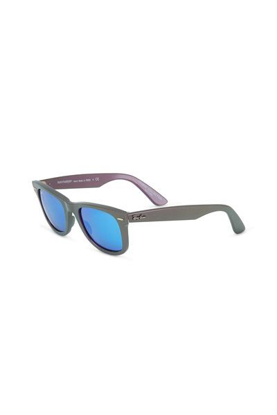 Ray Ban - Cosmos Saturn Wayfarer Violet Sunglasses