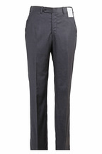 Oxxford Clothes - Capital Solid Gray Wool Suit