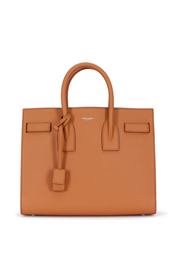 Saint Laurent Sac De Jour Luggage Leather Small Tote