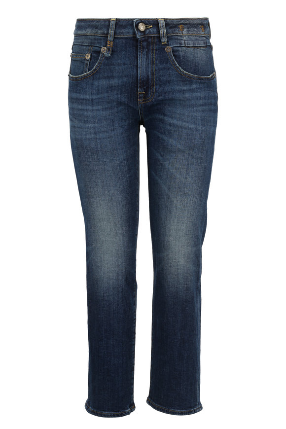 R13 Boy Straight Five Pocket Jean