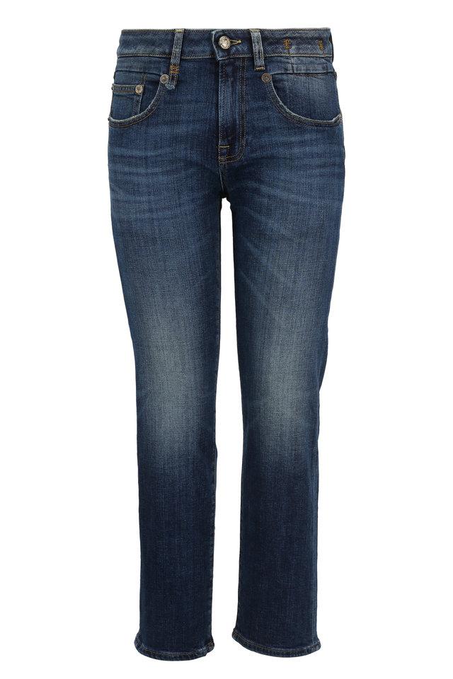Boy Straight Five Pocket Jean
