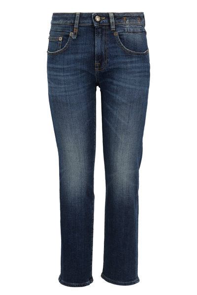 R13 - Boy Straight Five Pocket Jean