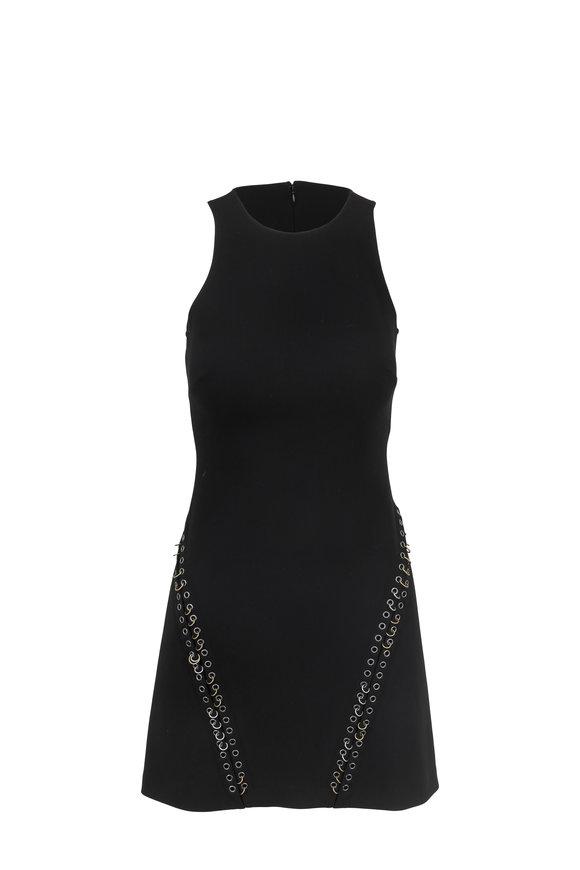 Elizabeth & James Cleary Black Chain Dress