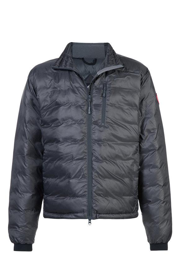 Canada Goose Lodge Graphite Down Jacket