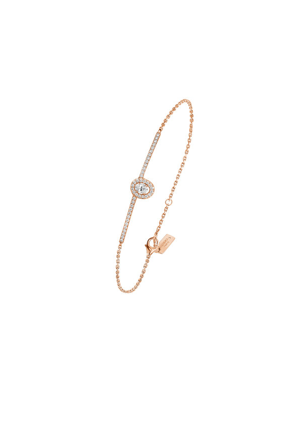 Messika 18K Yellow Gold Glam'Azone Diamond Bracelet
