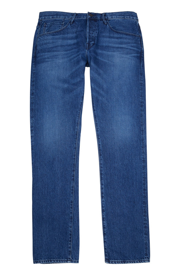 3x1 M3 Slim Straight Selvedge Jean