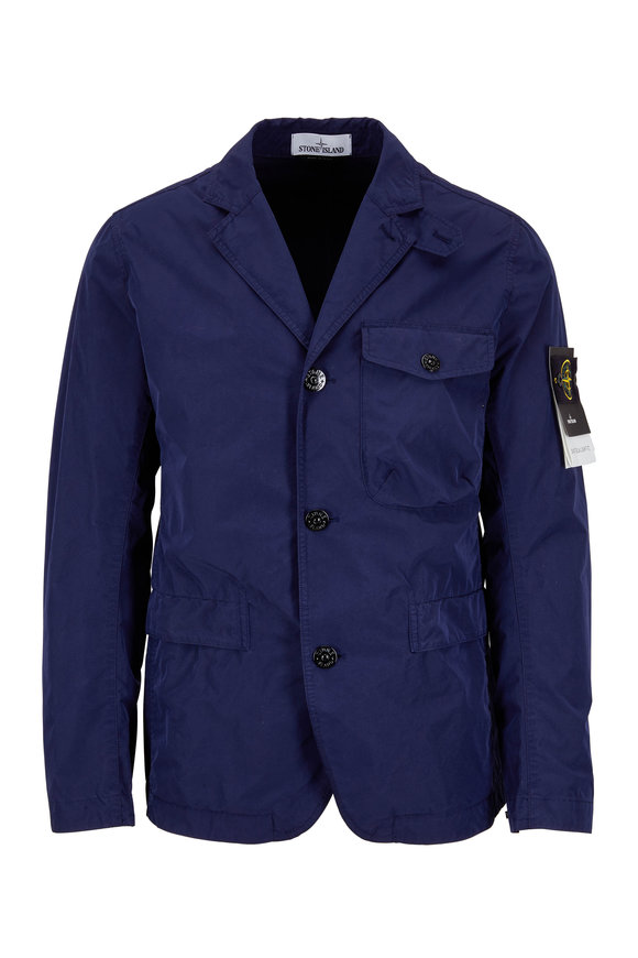 Stone Island Ink Three Button Jacket