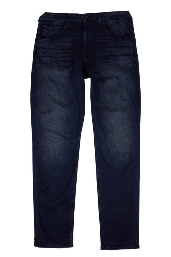 Hudson Clothing Blake Dark Wash Slim Straight Jean