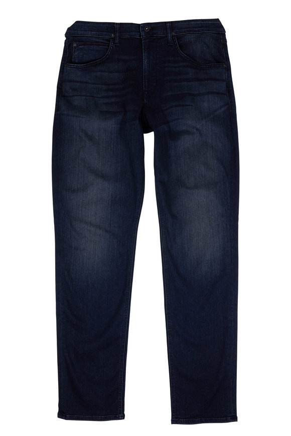 Hudson Clothing Blake Dark Wash Slim Straight Jean