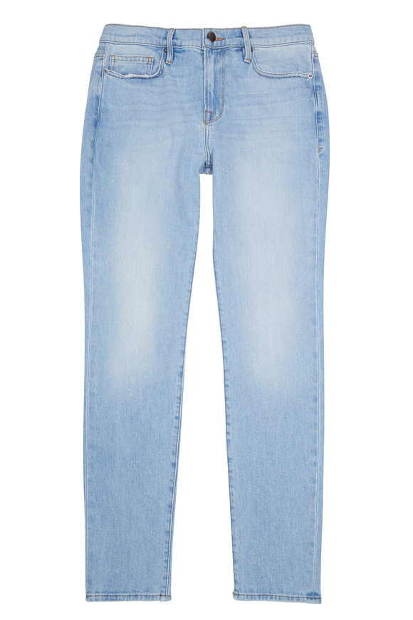 Frame L'Homme Low Rise Skinny Jean