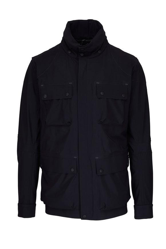 Belstaff Trialmaster Origins Black Jacket